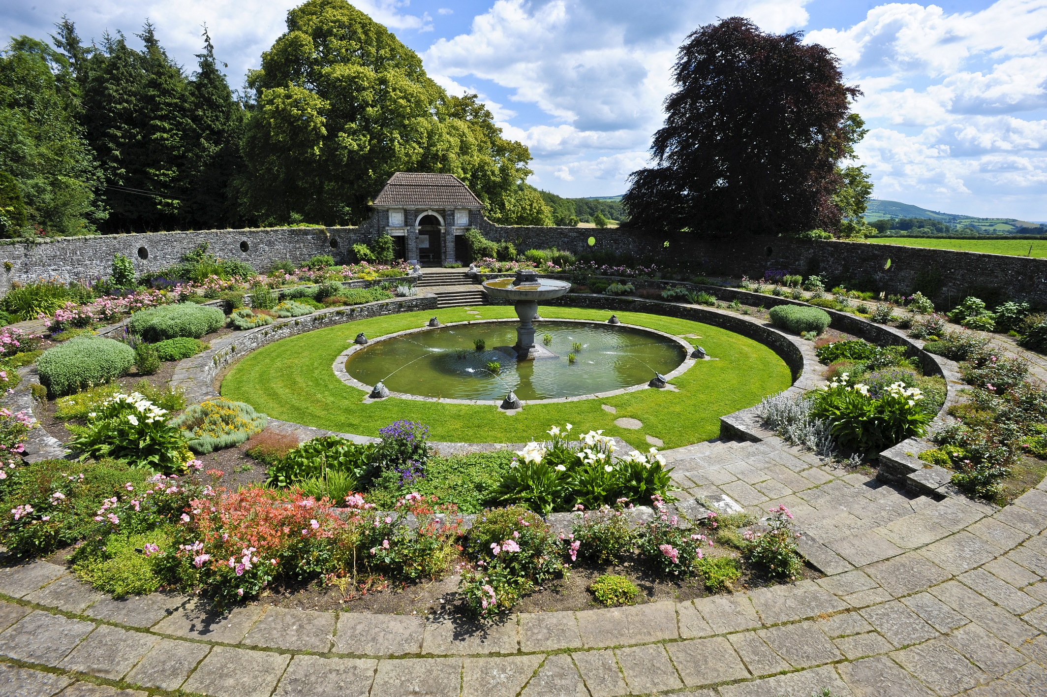 Heywood Gardens Laois County Council